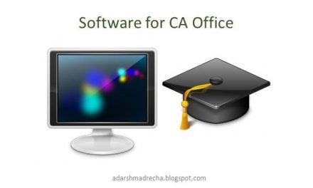 Must have Software in CA Office