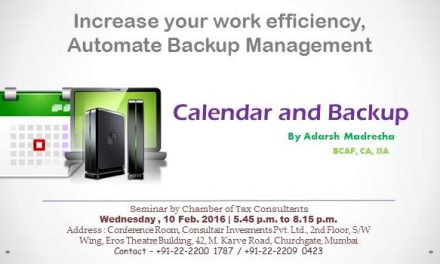 Office Productivity – Technology Tools and Tips – CTC – Feb 2016