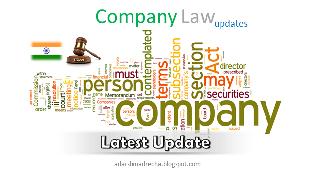 Exemption to Private Companies, Section 8 Companies and Government companies