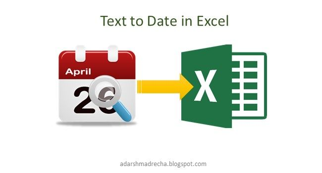 Convert Text to Date when Importing Data to Excel