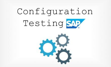 Tcodes Required to Test Configuration in SAP