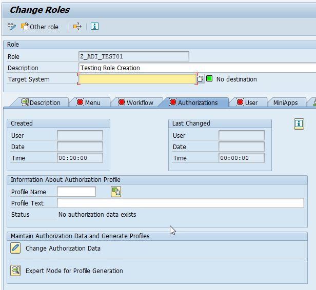 SAP User Authorization Audit and Explanation | Adarsh Madrecha